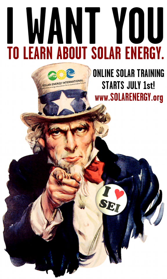 Uncle Sam Solar - July