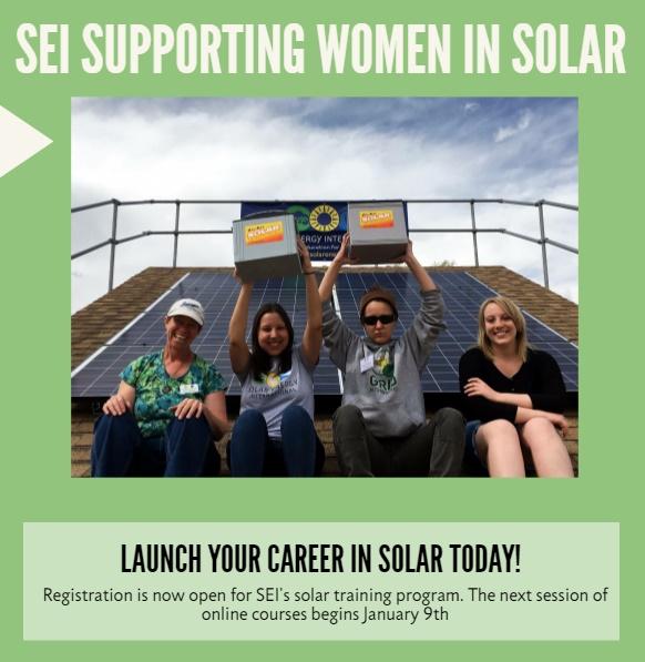 SEI Women's Program