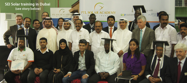 Dubai group graduation